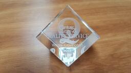 2016 Quality Service Award